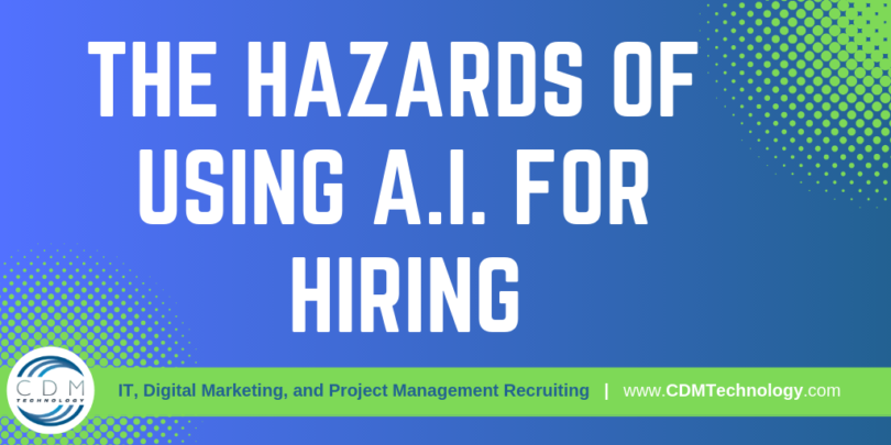 AI for Hiring CDM IT Recruiter